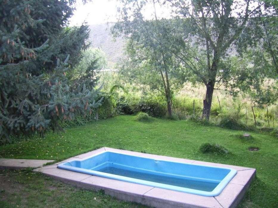 pw51 - Casa para 2 a 6 personas con cochera en Potrerillos