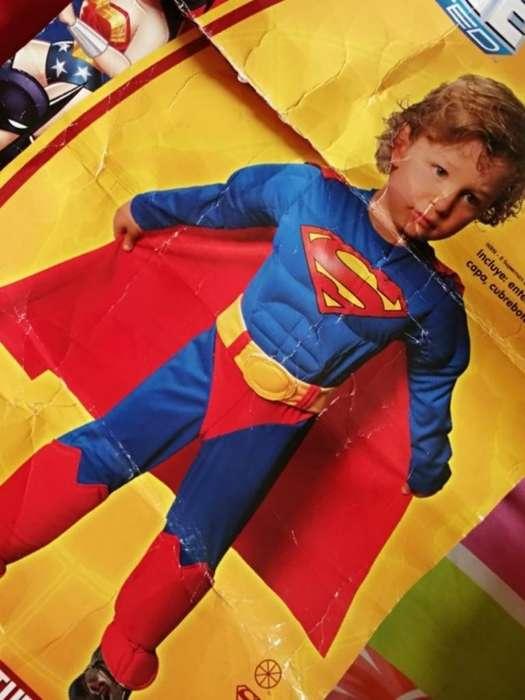 Disfraz de Superman Niño 1 Año