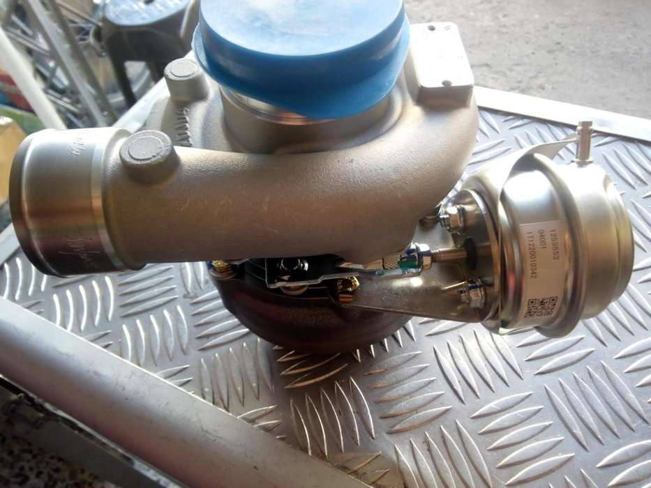 turbo alimentador motor jac geometria variable
