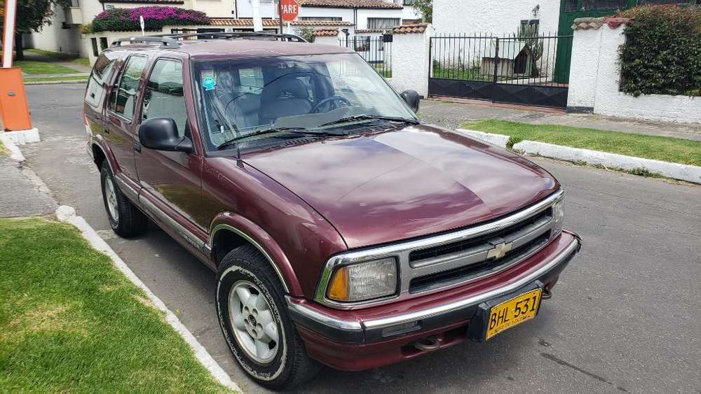 Chevrolet Blazer 1997 - 256000 km