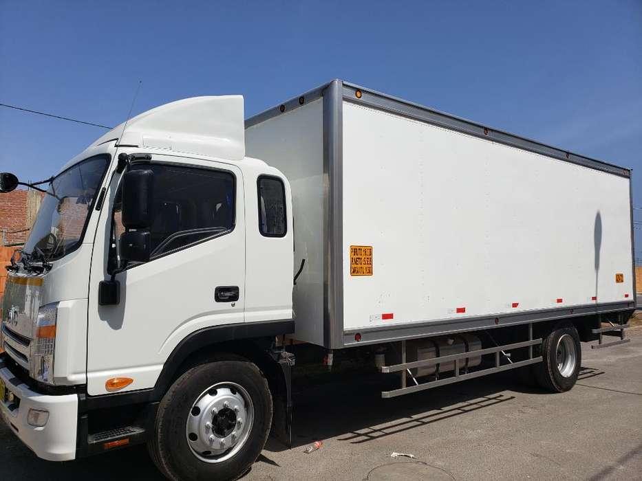 Remato Camión Isotérmico de 10.5 Ton.