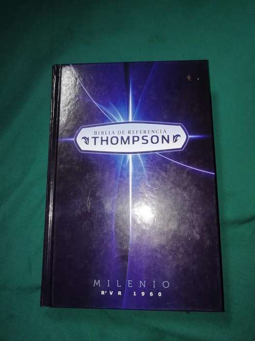 Se Vende Biblia Thompson