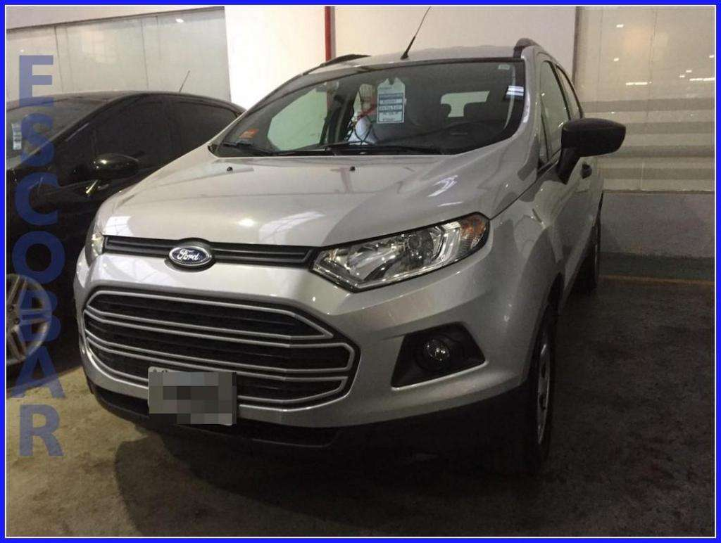 Ford Ecosport se 2.0 mt