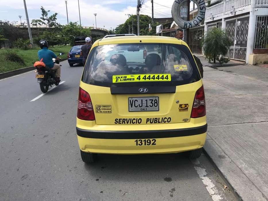 Venta de taxi en Cali