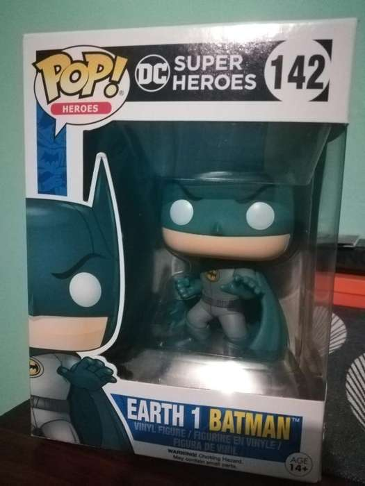 Vendo O Cambio Funko Pop de Batman