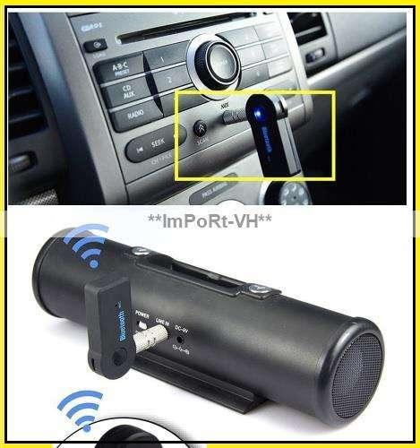 Bluetooth 3.5 PARA AUTO O EQUIPO CONTESTA LLAMADAs