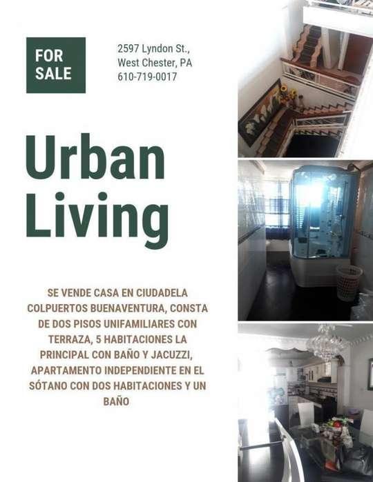 Casa En Venta En Buenaventura Ciudadela Colpuertos Cod. VBSBI11873