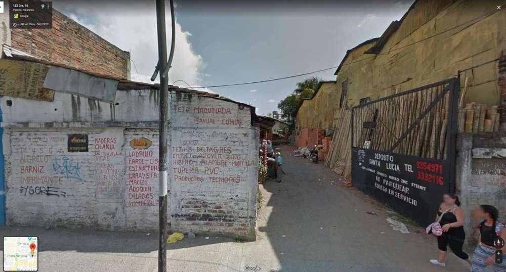 Lote comercial en el centro de PEREIRA - ¡Oportunidad de Inversión!