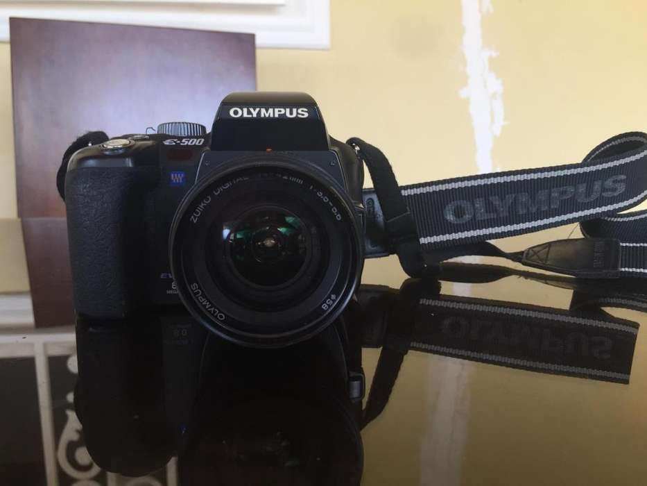 Camara <strong>olympus</strong> E-500 Digital Slr
