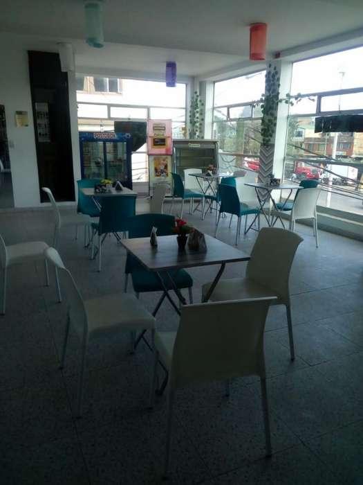 Papelería Cafetería