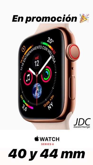 Apple Watch Serie 3 y 4 totalmente NUEVOS.