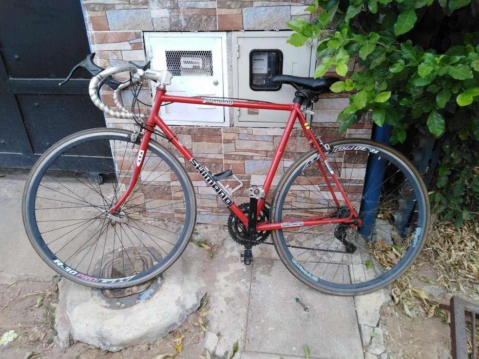 Vendo Bicicleta de Ruta en Buen Estado