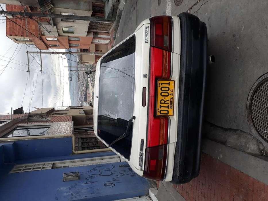 Mazda 626 1992 - 327000 km