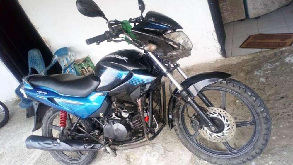 Venta de moto en buen estado en Buenaventura