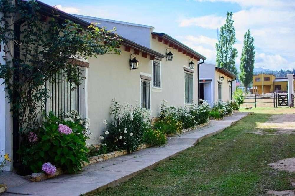 to46 - Cabaña para 2 a 8 personas con cochera en Tafí Del Valle