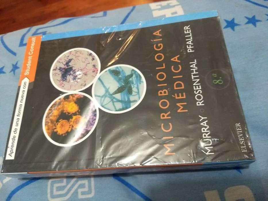 Microbiología Médica Murray 8va Edición