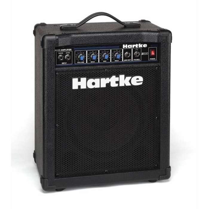 Amplificador de bajo Hartke 30w