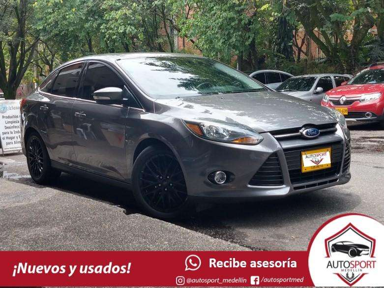 Ford Focus 2013 - 52800 km