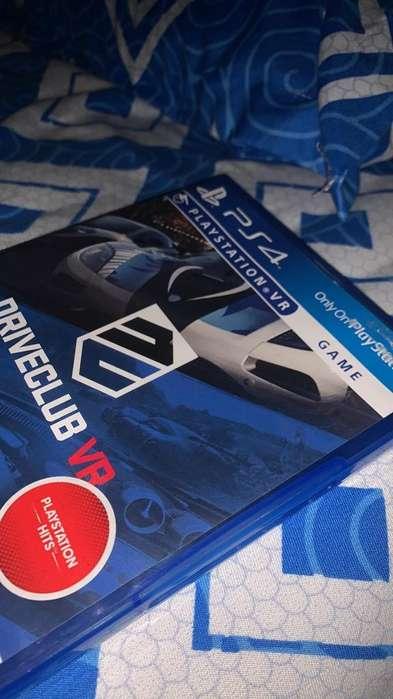 Driveclub Vr Disco de Ps4