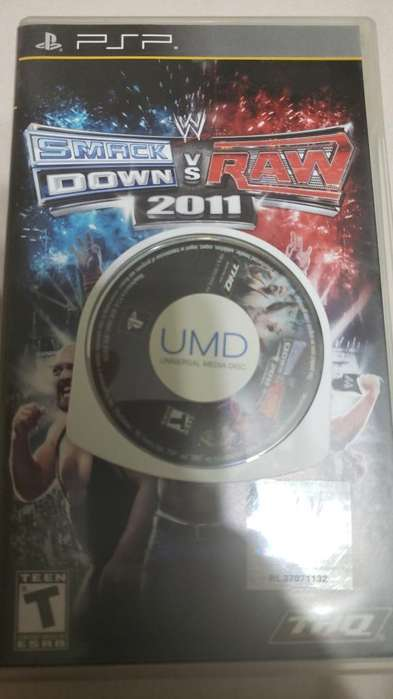 Sm Vs Raw 2011