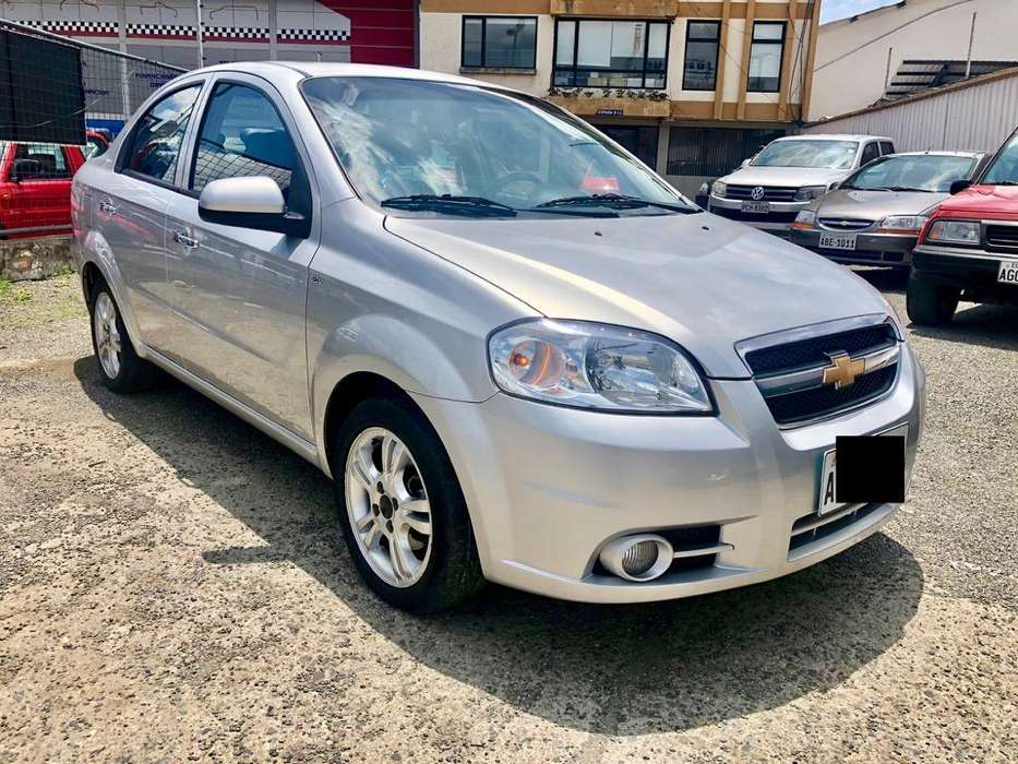 Chevrolet Aveo 2016 - 55000 km
