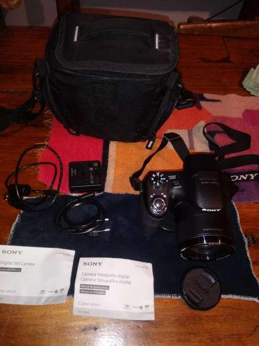 Camara Sony Hs 400 63 X Opticos 20.1mpx