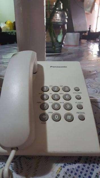 Telefono Panasonic Kxts500lx W