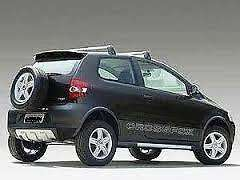 Paragolpe trasero Volkswagen Cross Fox 2005/2010