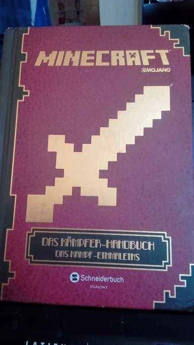 Libro de Minecraft