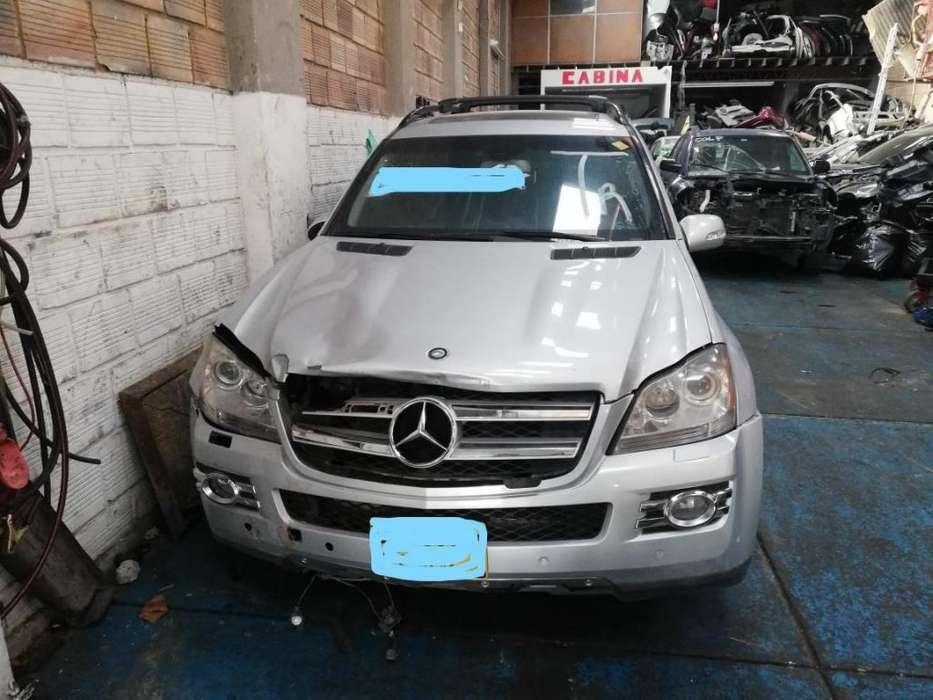 <strong>mercedes-benz</strong> Clase GL 2009 - 56000 km