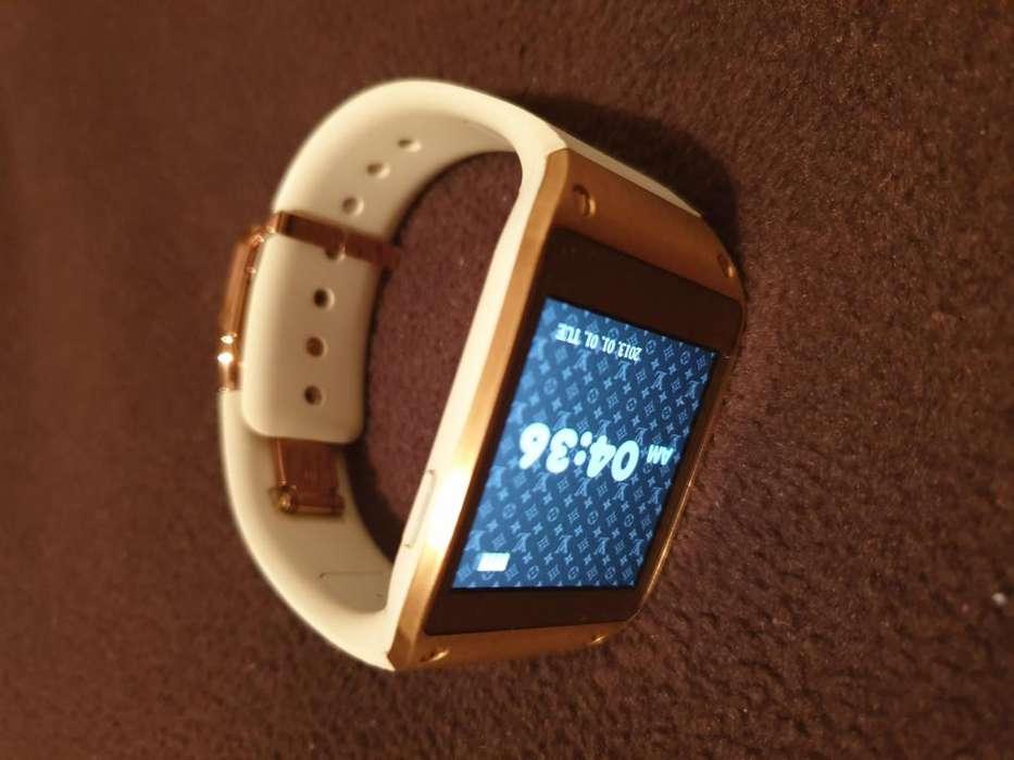 Smartwatch samsung galaxy gear reloj impecable rosario