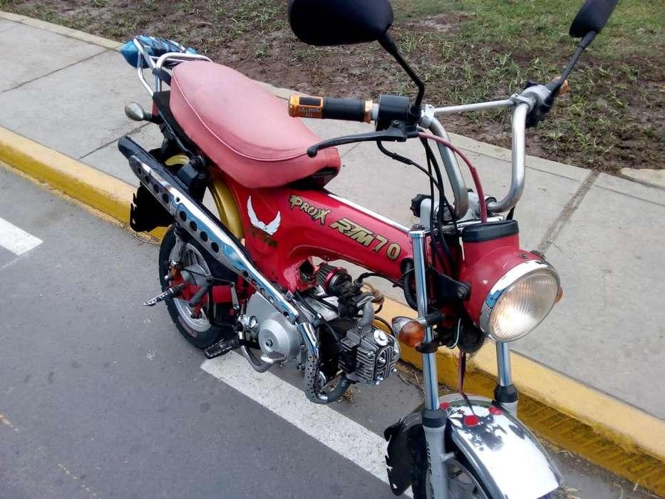 Moto Honda Dax 70 RTM