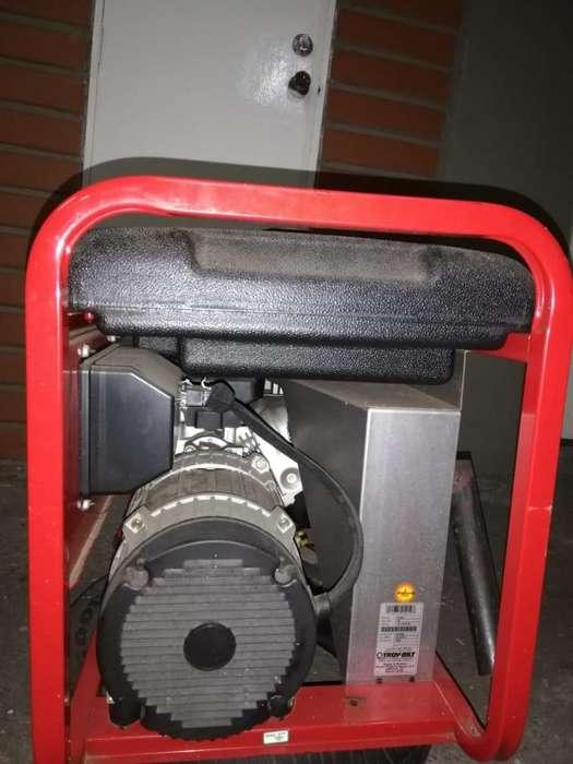 Planta eléctrica 5500 watts Troy Bilt