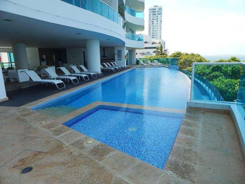 Cod. ABARE79936 Apartamento En Arriendo En Cartagena Castillogrande
