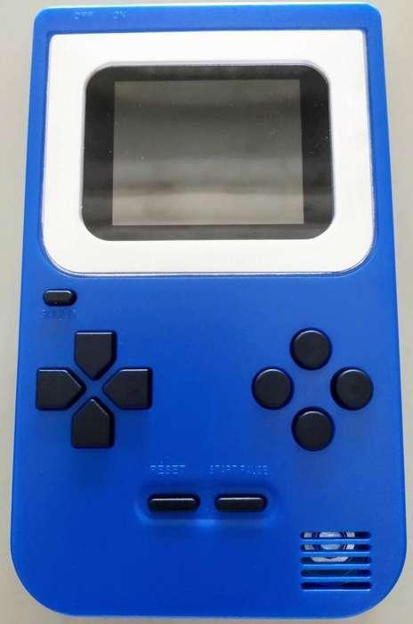 Mini Consola con 268 Jegos de Nintendo