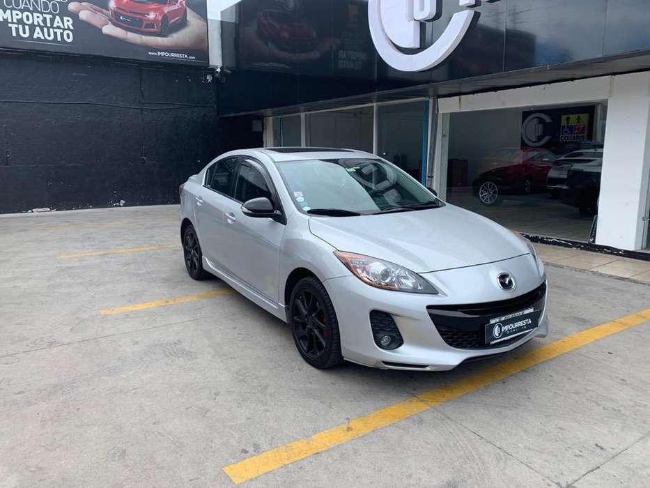 Mazda Mazda 3 2013 - 119000 km