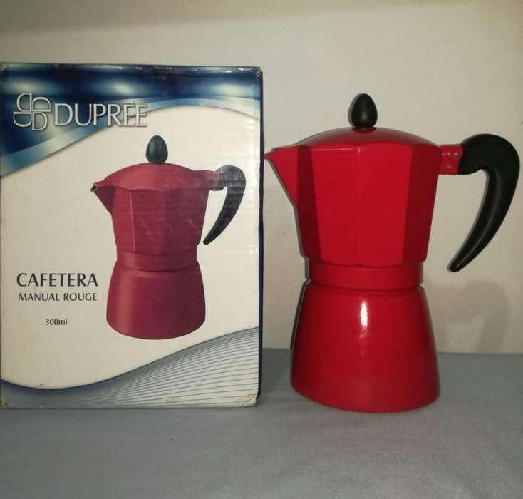 Cafetera Dupree Casi Nueva