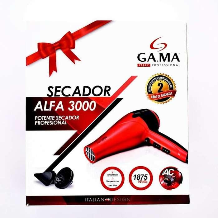 Secador Gama Alfa 3000