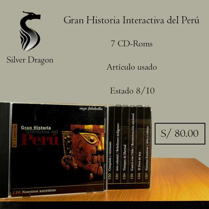 Gran Historia Interactiva del Perú