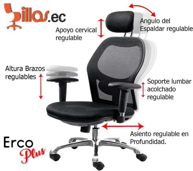 silla ergonomica modelos 2019