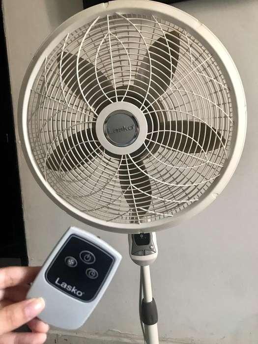 Ventilador Lasko con Control