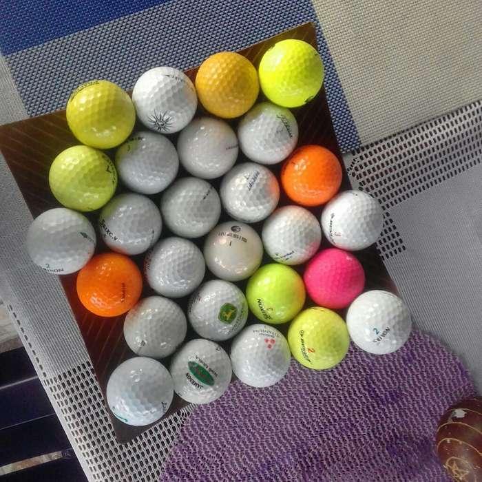 Pelotas de Golf Vendo 92