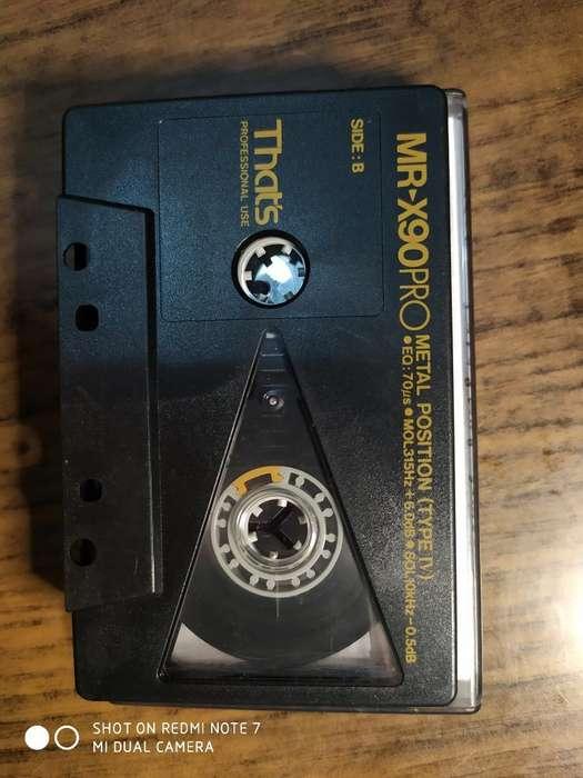 Cassette Thats Pro 90