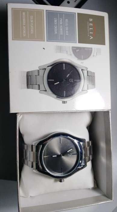 Reloj Silver para Hombre
