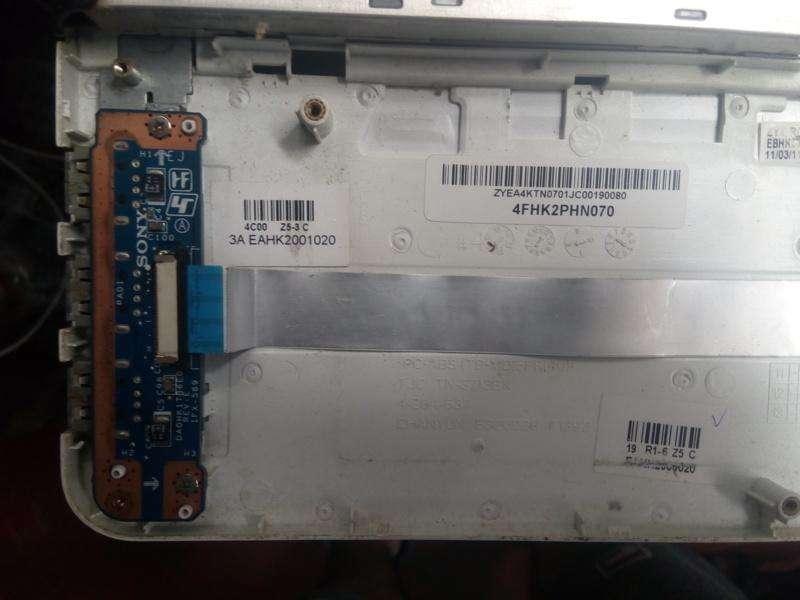 CONEXIONES USB PARA LAPTOP SONY PCG - 91311M - ORIGINAL