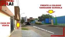 VENTA DE CASA EN SMP