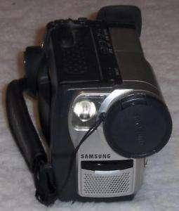 Videocamara Samsung Scl610 Camcorder