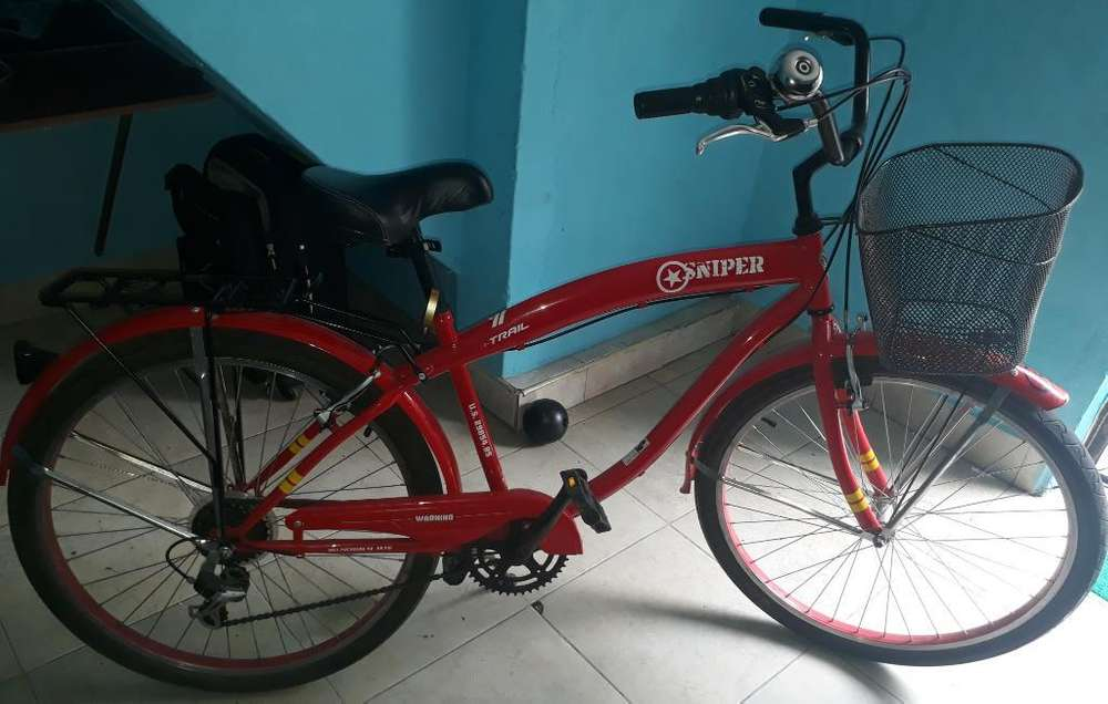 Bicicleta Rin 26 Casi Nueva con Factura