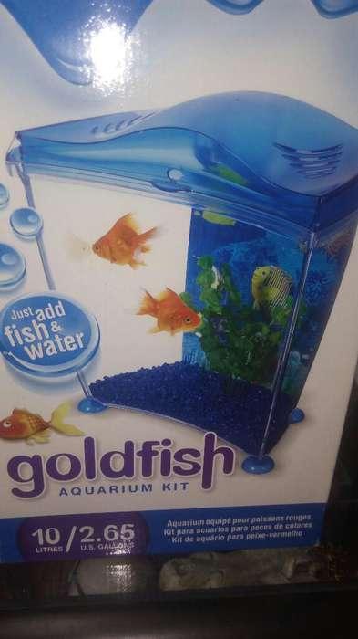 Acuario Marins Cool 7 Goldfish