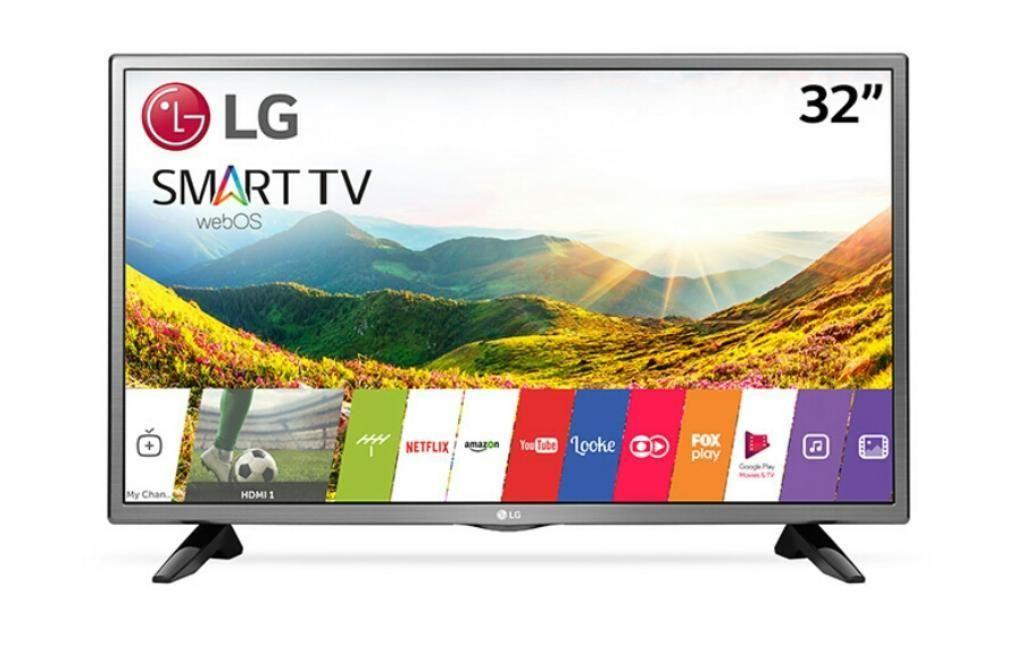 Smart Tv Lg de 32 Nuevos